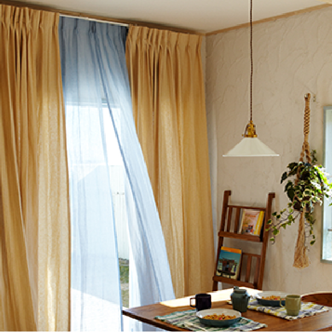 仕様スタイルで窓の雰囲気を決めよう