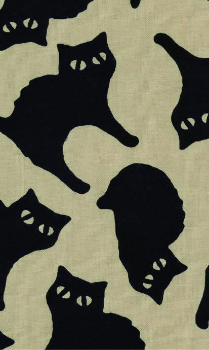 黒猫づくし